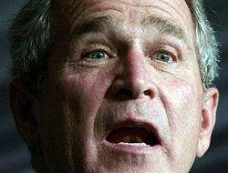 В честь Джорджа Буша хотят назвать канализационное сооружение