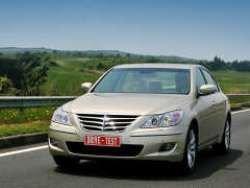 Тестируем Genesis — первый люксовый Hyundai