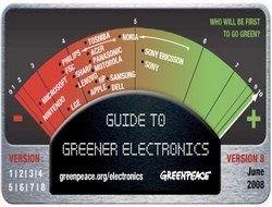 """Гринпис опубликовал очередной рейтинг \""""зеленой\"""" электроники"""