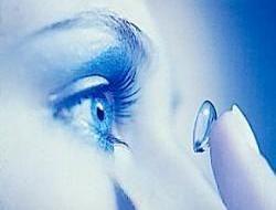 Ночные контактные линзы исправят зрение