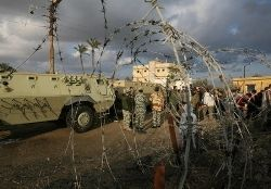 Египет обнаружил семь туннелей на границе с Газой