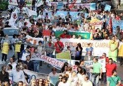 В Неаполе проходят «антимусорные манифестации»