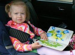 Как перевозить ребенка в автомобиле