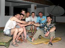 Британские подростки ввели в моду вечеринки в чужих домах
