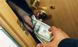 Закон о борьбе с коррупцией будет готов до 1 октября