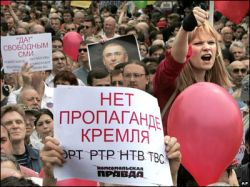 Медведевской «оттепели» в России не будет