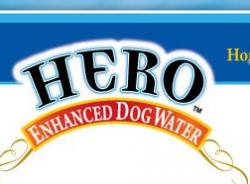 В США начат выпуск бутилированной воды для собак