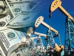 Нефть подешевела на два с половиной доллара