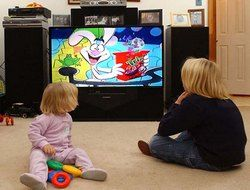 Просмотр ТВ увеличивает риск развития астмы?