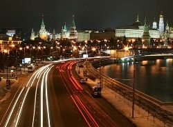 Пропускную способность исчерпали 80% дорог Москвы