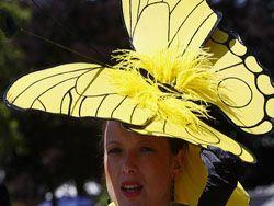 Самые необычные шляпки Royal Ascot