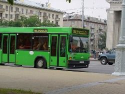 В Екатеринбурге обстрелян пассажирский автобус