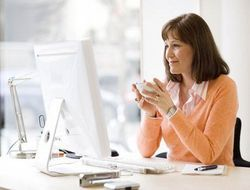 Как влияет компьютер на женское здоровье?