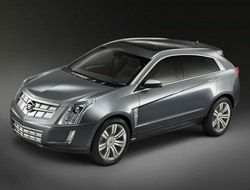 Provoq - новый водородный концепт-кроссовер от Cadillac