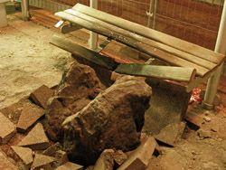 В Дюссельдорфе упал рекламный метеорит
