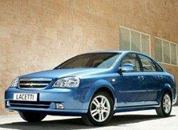 Chevrolet Lacetti будут собирать в Петербурге