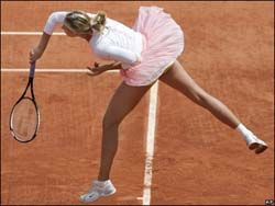 Звезды тенниса и их самые знаменитые костюмы