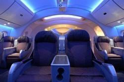 Ученые вычислили самое безопасное место в самолете