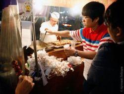 Самое привлекательное в Корее для европейцев - кино и еда
