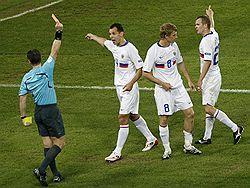 Назван состав сборной России в матче с Испанией