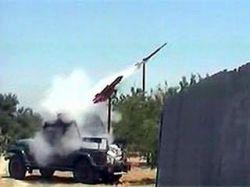 Израиль вновь подвергся ракетному обстрелу