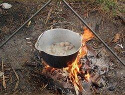 Как правильно отдохнуть с костерком на природе и не допустить пожара?