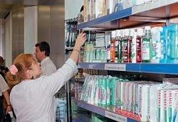92 млрд. руб. оставили в аптеках россияне за первую половину 2008 года
