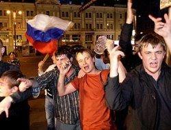 Как россияне приняли поражение сборной