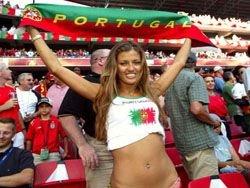 Безумные фанаты и самые красивые девушки Евро-2008