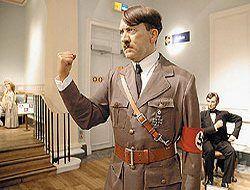 Германия готова привлекать туристов фигурой Гитлера