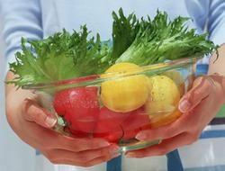 Определенной зоне тела соответствует свой тип диеты
