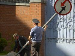 Руководство московского ОВД поймано на взятках