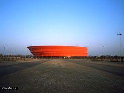 Оранжевый концертный зал в Страсбурге