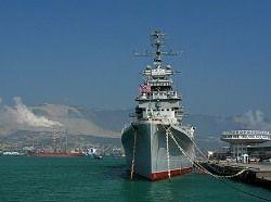 Черноморский флот перебазируют в Сирию?