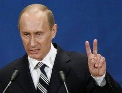 Как Владимир Путин надел намордник на российскую прессу