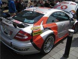 Старт гонки Bullrun Rally
