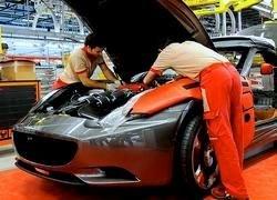 В Италии стартовало производство Ferrari California