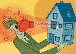 Регионы России проваливают выплаты по ипотечным кредитам
