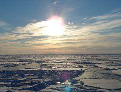 Вулкан в Арктике извергался на невозможной глубине