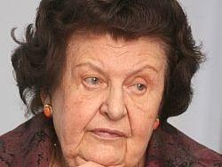 Наталья Бехтерева – открыватель «детектора ошибок»