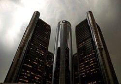 Стоимость акций General Motors рухнула до минимума за полвека
