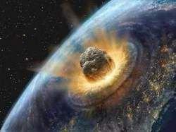 Земля может столкнуться с кометой