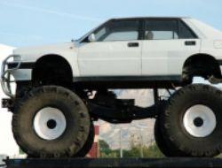 Автомобиль как демонстрация комплексов?
