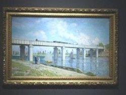 В США пойман сбытчик краденых картин Клода Моне