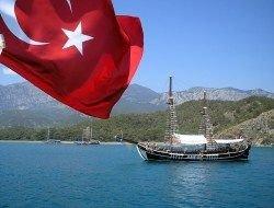 Cамый бюджетный вариант отдыха в Турции