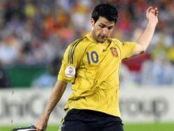 Испанцы нашли замену Дэвиду  Вилье на финал Евро-2008
