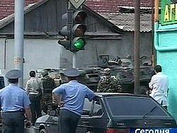 В Махачкале при спецоперации боевики перестреляли друг друга