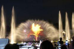 Танцующие фонтаны откроются 11 июля на ВВЦ