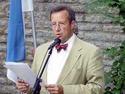 Лидеры Эстонии и России не нашли общий язык
