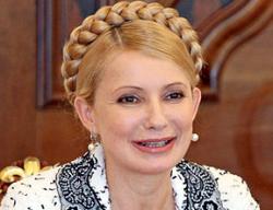 Путин похвалил Тимошенко за платежи за газ